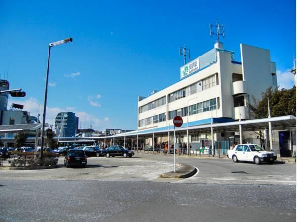 JR横須賀線『逗子』駅まではバス便良好