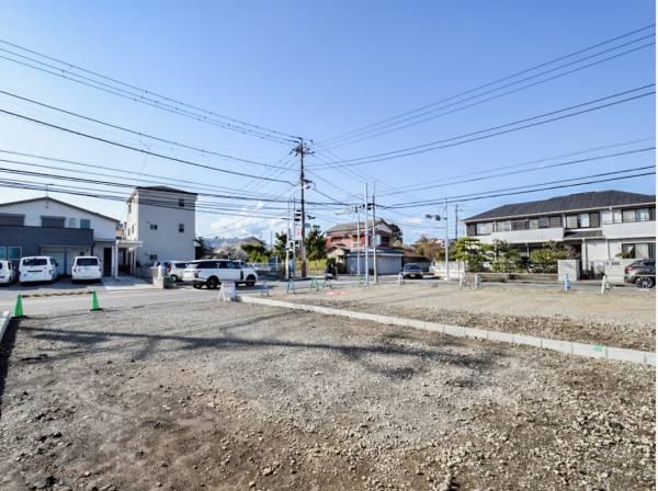 神奈川県茅ヶ崎市萩園の土地