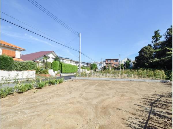 神奈川県藤沢市片瀬山4丁目の土地