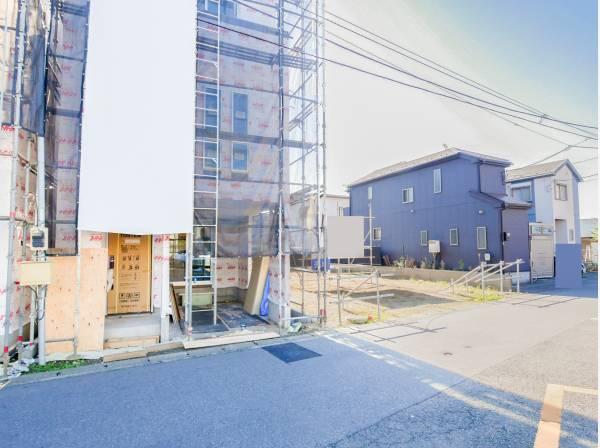 神奈川県茅ヶ崎市南湖2丁目の新築戸建