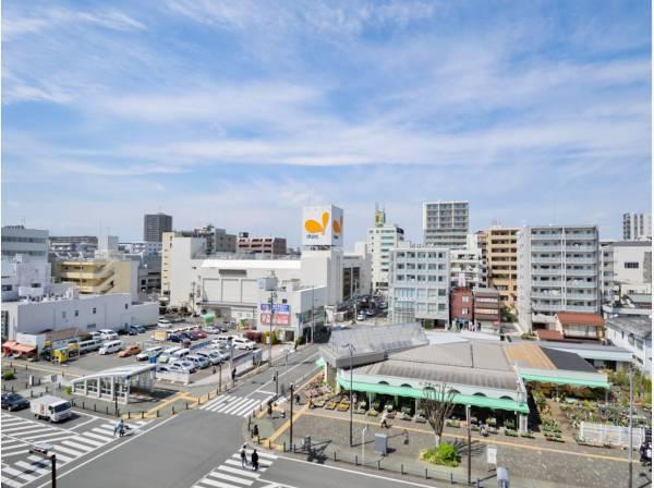 神奈川県藤沢市湘南台1丁目のマンション