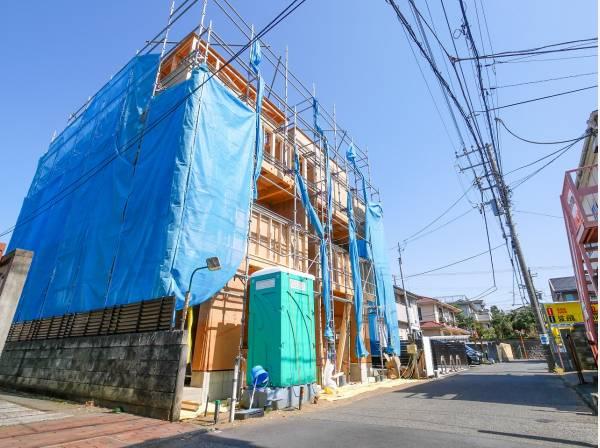 神奈川県藤沢市鵠沼桜が岡4丁目の新築戸建