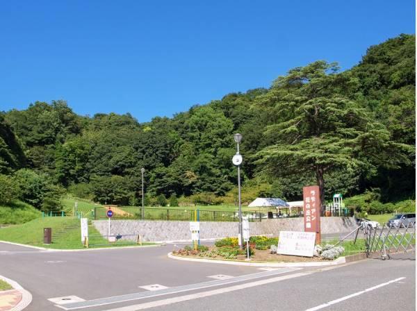 ラディアン花の丘公園まで徒歩10分 (約800m)