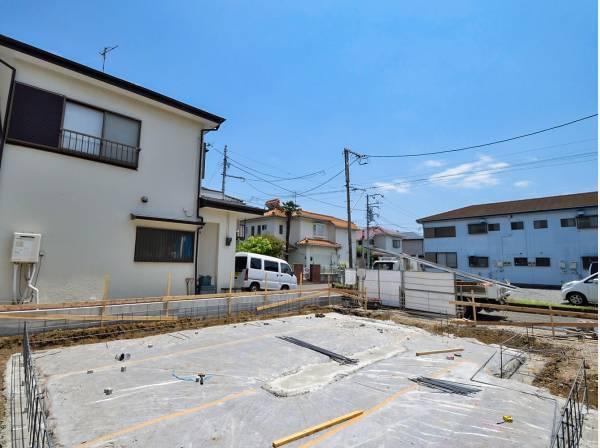 神奈川県茅ヶ崎市矢畑の新築戸建
