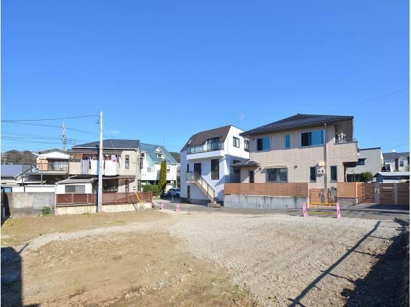神奈川県逗子市桜山5丁目の土地