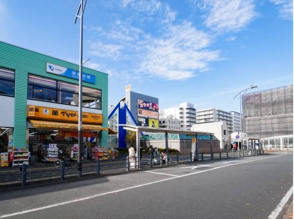 3路線乗り入れる『湘南台』駅まで徒歩5分