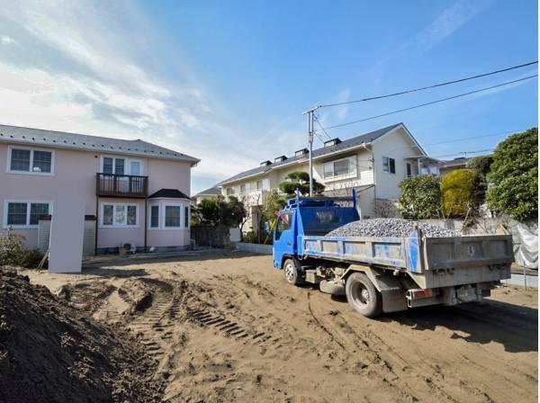 44坪超の敷地にどんなお家を建てましょう