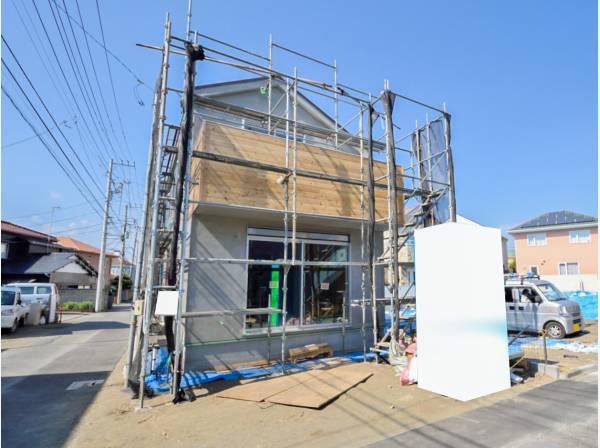 神奈川県茅ヶ崎市中海岸4丁目の新築戸建