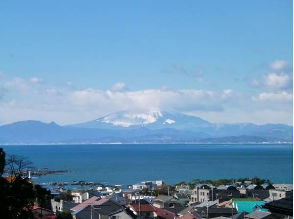 富士山も遠望出来る癒しの眺望