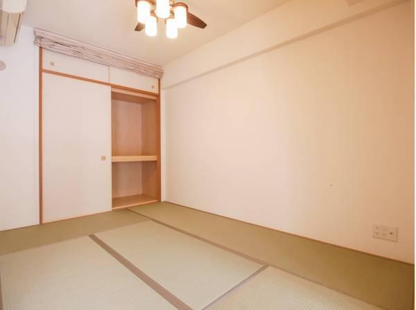和室もありますので、のんびりとくつろげますよ。
