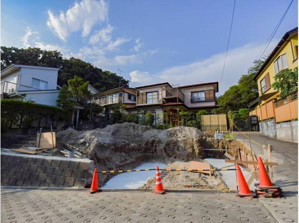 神奈川県鎌倉市大船の土地