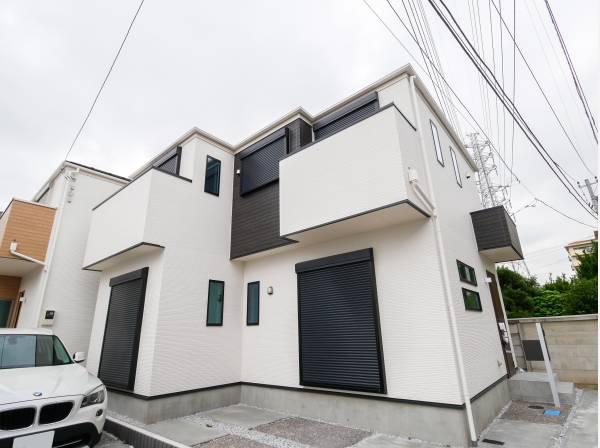 神奈川県藤沢市城南3丁目の新築戸建