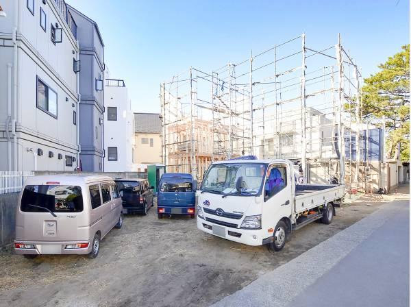神奈川県逗子市新宿2丁目の土地