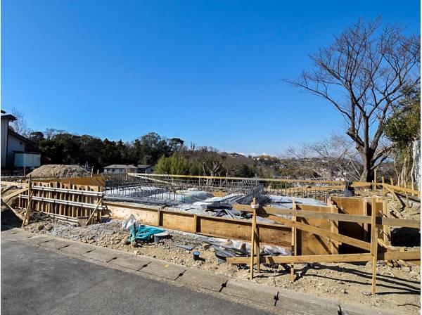 神奈川県鎌倉市常盤の新築戸建