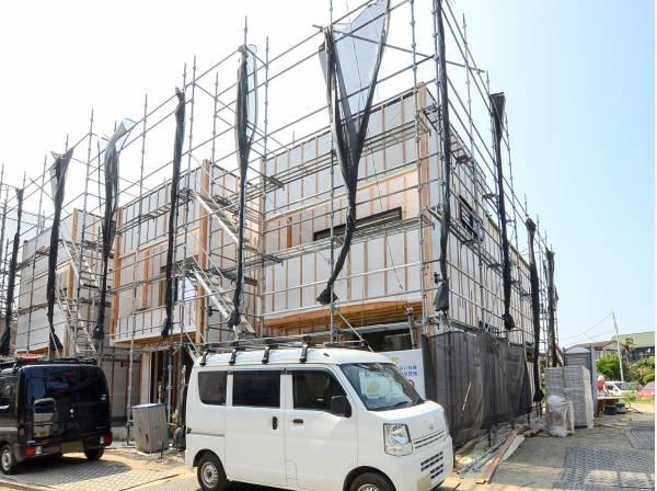 神奈川県逗子市逗子4丁目の新築戸建
