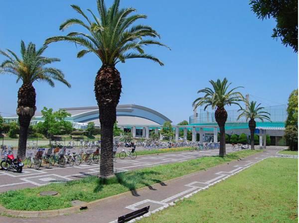 鵠沼運動公園(八部公園)まで徒歩5分(約400m)