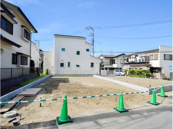 神奈川県藤沢市羽鳥4丁目の土地