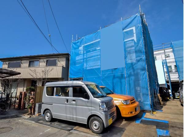 神奈川県茅ヶ崎市浜竹4丁目の新築戸建