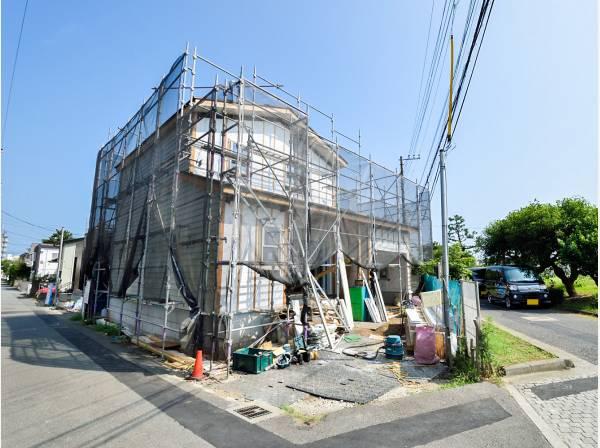 神奈川県藤沢市鵠沼海岸5丁目の新築戸建