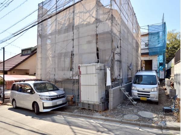 神奈川県逗子市小坪7丁目の新築戸建