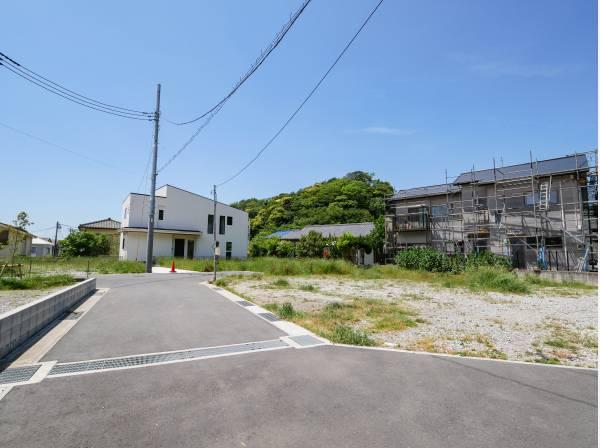 神奈川県三浦郡葉山町一色の土地