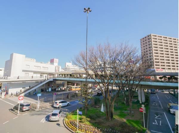 藤沢駅までは徒歩12分 お買物も便利♪