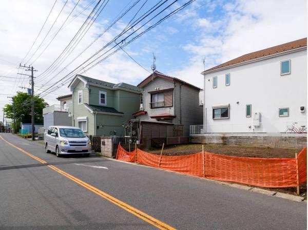 神奈川県藤沢市円行の新築戸建