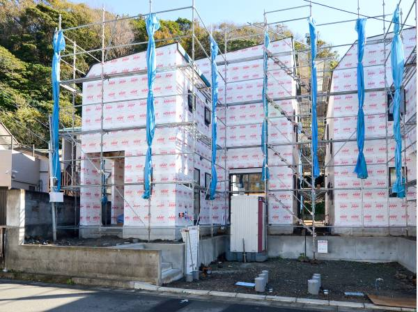 神奈川県逗子市久木2丁目の新築戸建