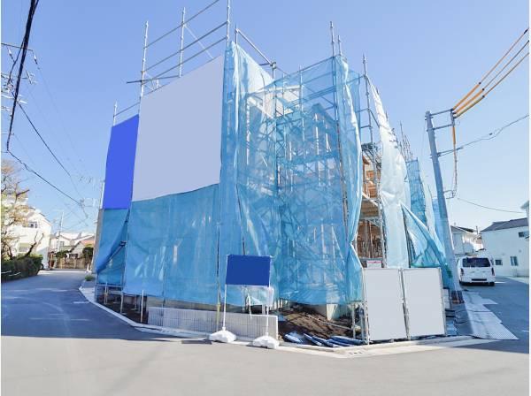 神奈川県茅ヶ崎市東海岸北4丁目の新築戸建