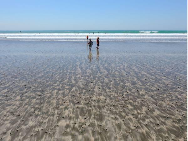 由比ガ浜海岸まで徒歩10分 (約750m)
