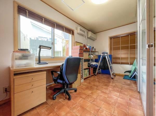 7帖の洋室はゆとりのスペースを確保