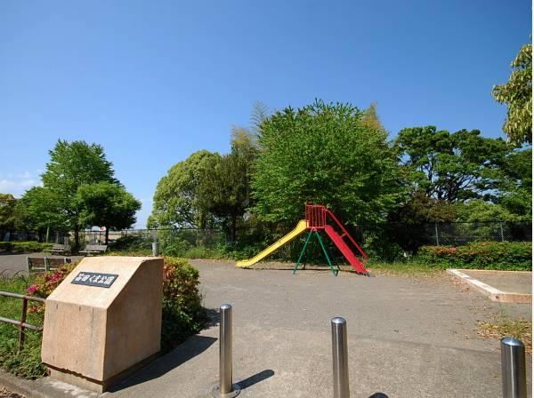 笛田くま公園まで徒歩5分(約350m)