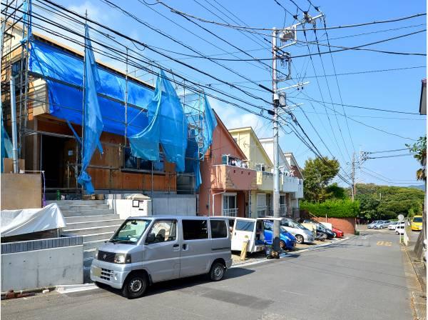 神奈川県逗子市桜山6丁目の新築戸建