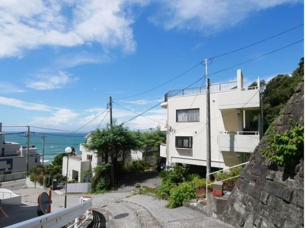 開放感と見晴らしがとても良く、湘南の雰囲気を味わえそうな場所