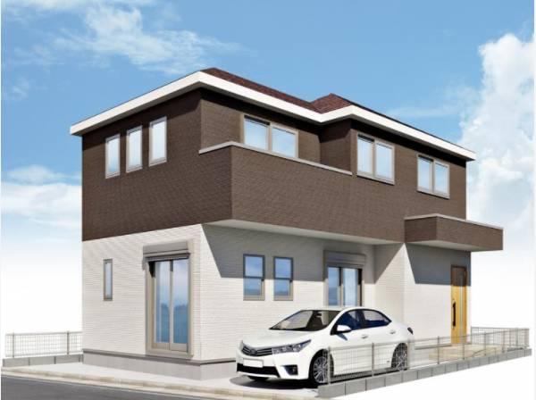神奈川県茅ヶ崎市松林2丁目の新築戸建