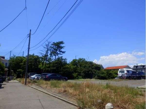神奈川県茅ヶ崎市浜須賀の土地