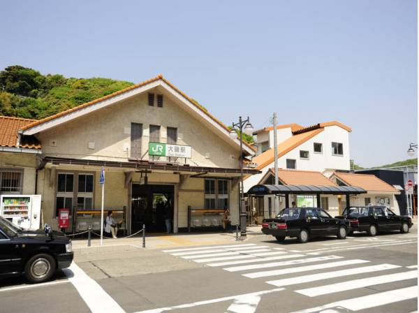 JR東海道線『大磯駅』からバスで12分