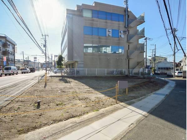 神奈川県鎌倉市大船4丁目の土地
