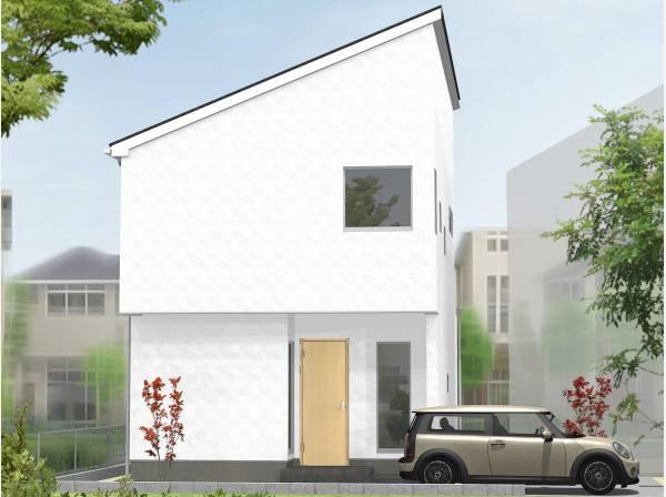 神奈川県茅ヶ崎市円蔵の新築戸建