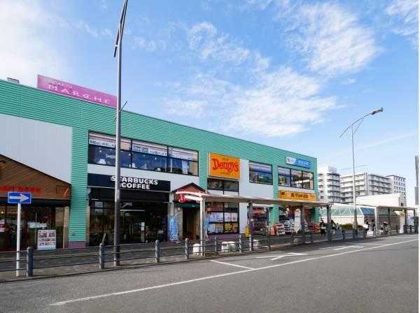 3路線乗り入れる『湘南台』駅徒歩5分