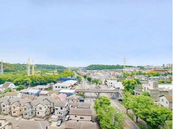 神奈川県藤沢市大庭のマンション