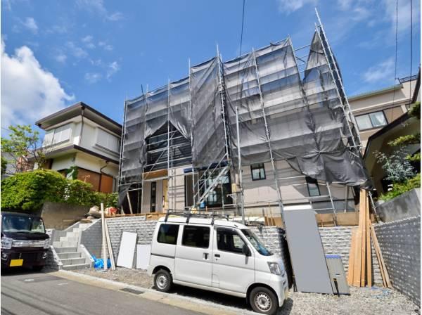 神奈川県鎌倉市大船の新築戸建