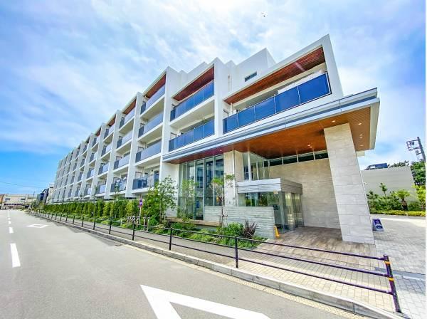 神奈川県藤沢市辻堂西海岸2丁目のマンション