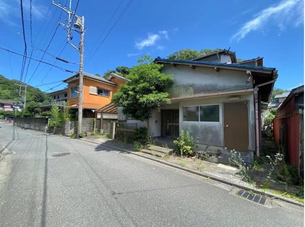 神奈川県鎌倉市十二所の土地