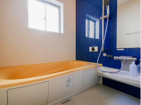 のんびりとくつろげるバスルーム