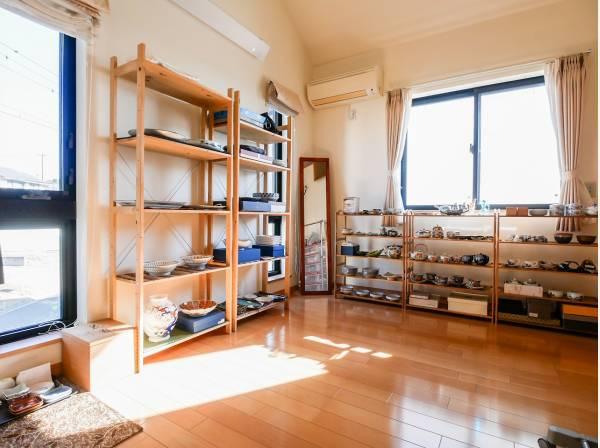 全居室2面採光の陽当たり・風通しの良い部屋