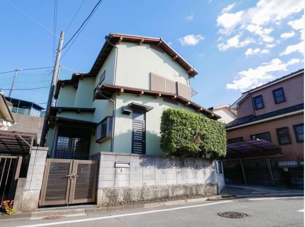 神奈川県藤沢市西富2丁目の土地
