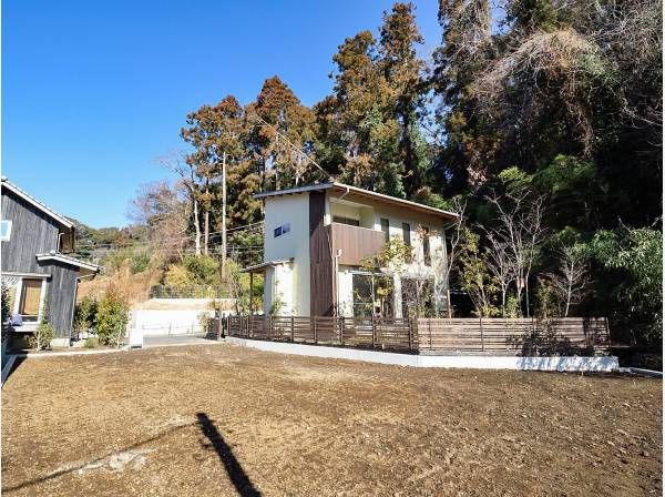 神奈川県鎌倉市扇ガ谷4丁目の土地