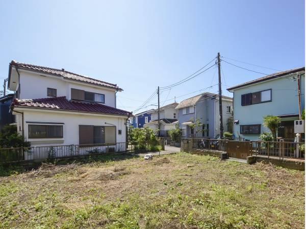 神奈川県横須賀市秋谷1丁目の土地