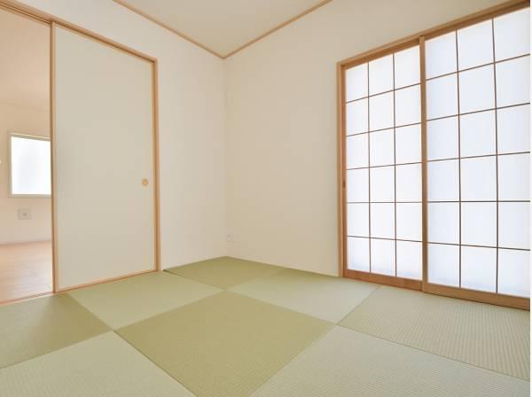 琉球風畳は使いやすくお洒落
